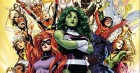 A-Force #1 Review - What's on the Table